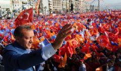 Erdoğan 34 İlde Miting Yapacak