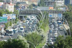 Ankara'da 30 Nisan - 1 Mayıs Trafiğe Kapalı Yollar