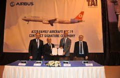Airbus ve TUSAŞ Arasındaki İşbirliği Daha Da Güçleniyor