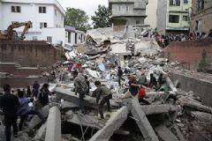Nepal 3 Metre Güneye Kaydı