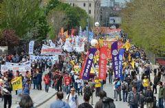 Ankara'da 1 Mayıs'ın Adresi Sıhhiye