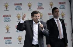 Davutoğlu: Kılıçdaroğlu Matematik Bilmiyor