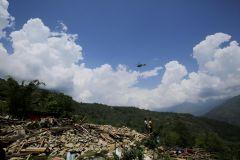 Nepal'de Bilanço Ağırlaşıyor! Ölü Sayısı 7 Bini Geçti!