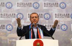 Erdoğan: 'Her Partiye Eşit Mesafedeyim. Ama Gönlümde Bir Parti Var'