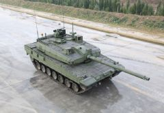 Altay'ın Son Prototipi IDEF'te