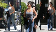 Selena Gomez sütyensiz yakalandı