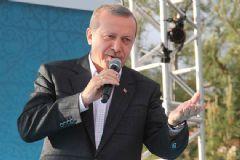 Erdoğan: Asgari Ücret Açık Artırmaya Çıkarıldı