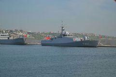 Milli Gemiler IDEF'te