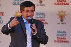 Başbakan Davutoğlu: Seçimlerde Başarısız Olan Siyaseti Bıraksın