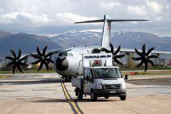 Airbus A400M Uçuşları Durduruldu