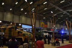 IDEF'te Yabancı Şirketlerin Acınası Hali