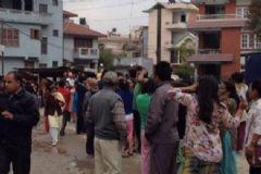 Nepal'de 7 Büyüklüğünde Deprem!