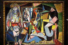 Picasso'nun Cezayirli Kadınlar'ı Müzayede Rekoru Kırdı