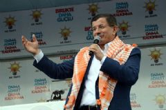 Başbakan Davutoğlu'nun Burdur Konuşması