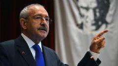 Kılıçdaroğlu: Hiçbir Siyasi Partiyi Eleştirmiyorum