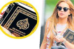 Lindsay Lohan'dan 'Müslüman Mı Oldu?' Sorusuna İlk Açıklama