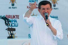 Davutoğlu: HDP Binalarına Saldıran Kişi DHKP-C'li Bir Terörist