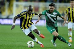 Ziraat Türkiye Kupası Finalinde Galatasaray'ın Rakibi Bursaspor