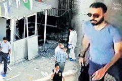 HDP'ye Saldıran Terörist'in Kimliği Açıklandı