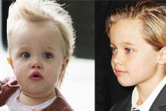 Shiloh Jolie Pitt 9 Yaşına Giriyor