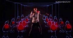 Eurovision'un Galibi Heroes Adlı Şarkı İle İsveç Oldu