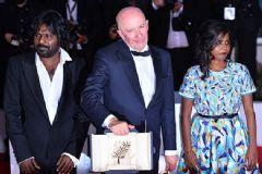 Cannes'da Ödüller Sahiplerini Buldu