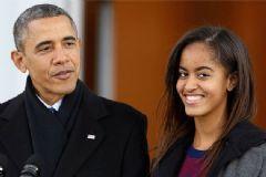 Obama'nın Kızına Talip Çıktı