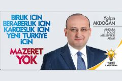 Ankara AK Parti İl Başkanlığı'ndan Reklam Filmi: Mazaret yok