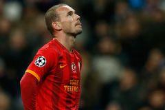 Wesley Sneijder Galatasaray'dan Ayrılıyor Mu?