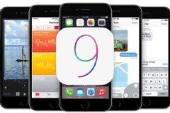 Apple iOS 9'u Tanıttı
