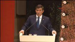 Davutoğlu: Seçimler Ak Partisiz Bir Siyasetin İmkansızlığını Ortaya Koydu