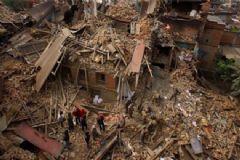 Nepal'de Felaket Sürüyor: 15 Ölü