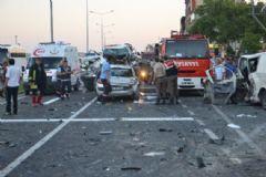 Tekirdağ'da Zincirleme Kaza: 3 Ölü, 4 Yaralı