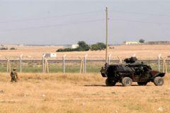 Sınırda 4 IŞİD'li Yakalandı