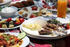 Ramazan'da İftar Menüsü 1. Gün 18 Haziran