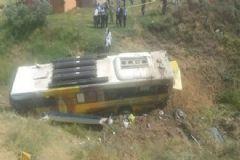 Belediye Otobüsü Devrildi: 2 Ölü, 20 Yaralı