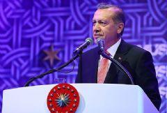 Cumhurbaşkanı Erdoğan MÜSİAD'ın İftar Yemeğine Katıldı