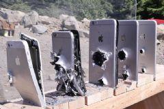 Bir Mermiyi Kaç iPhone Durdurur?