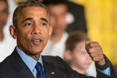 Obama'dan Sözünün Kesilmesine Sert Tepki