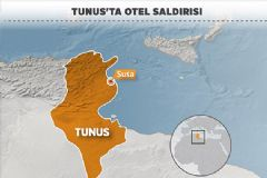 Tunus'ta Turistik Otele Terör Saldırısı