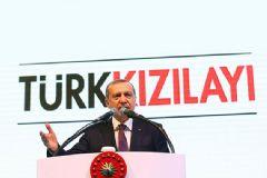 Erdoğan Kızılay'ın İftar Yemeğinde Konuştu