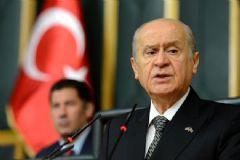 Bahçeli: Türkün Zencisi, Beyazı, Mavisi Olmaz