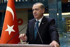 Cumhurbaşkanı Erdoğan'dan Kara Kuvvetleri'ne Kutlama Mesajı