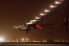 Solar Impulse 2 Dünya Turunda