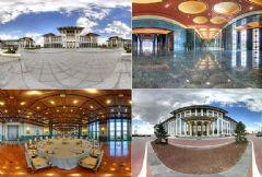 Cumhurbaşkanlığı Sarayı 'Sanal Tur'la Gezilebilecek