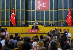 Devlet Bahçeli Partisinin Grup Toplantısında Konuştu