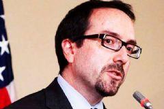 ABD Ankara Büyükelçisi John Bass'dan PYD Açıklaması