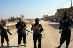 IŞİD Kadın Pazarı Kurdu