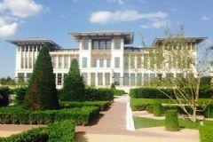 Cumhurbaşkanlığı Sarayı Basına Kapılarını Açtı