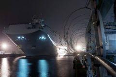 Rus Yapımı Mistral Gemisi Görücüye Çıktı